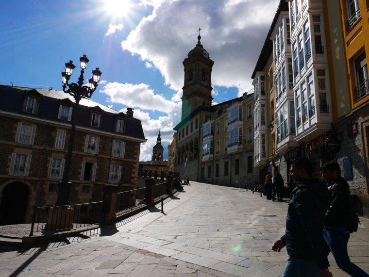 Vitoria-Gasteiz - streets