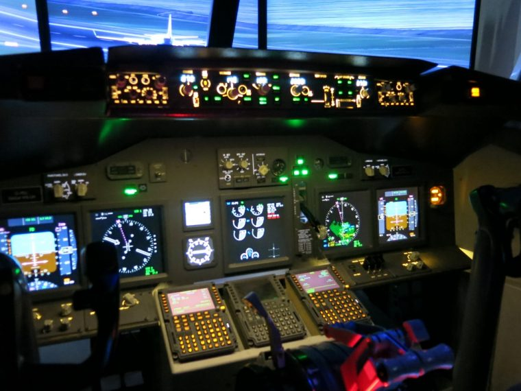 iPilot Simulator Cockpit