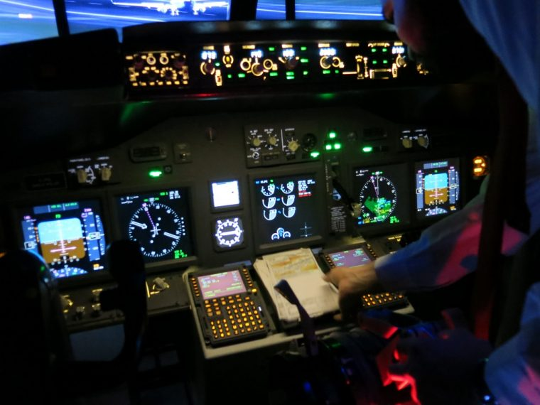 iPilot Simulator Fear of Flying Technical Lesson