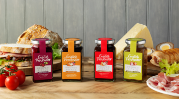 Win Pickles and Chutneys from The English Provender Co.