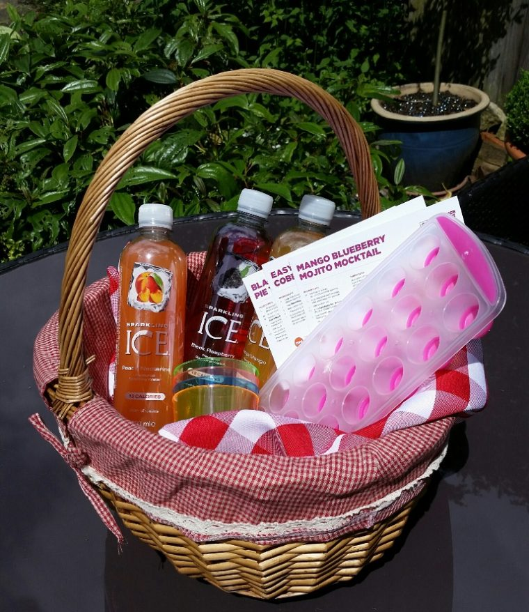 sparkling ice - hamper