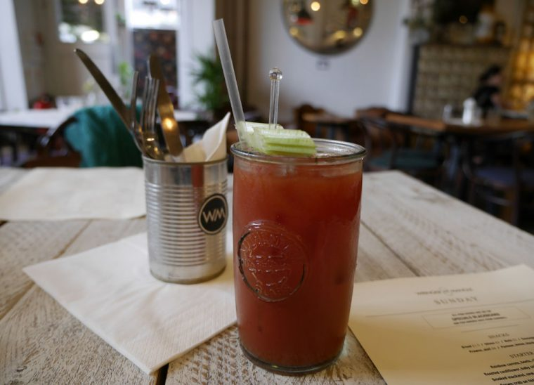 wringer and mangle bloody mary
