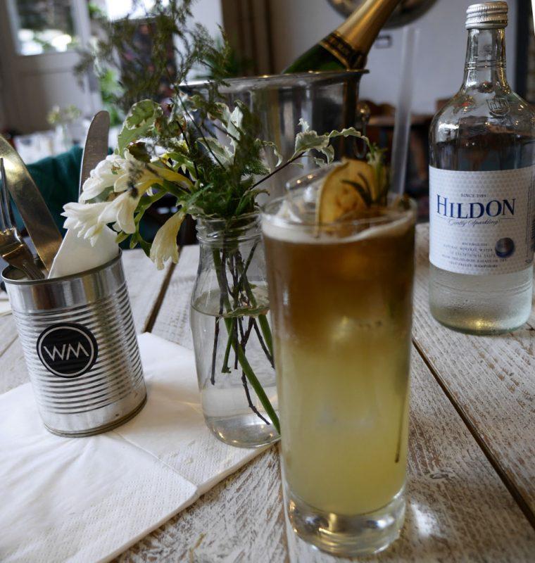 wringer and mangle cocktails