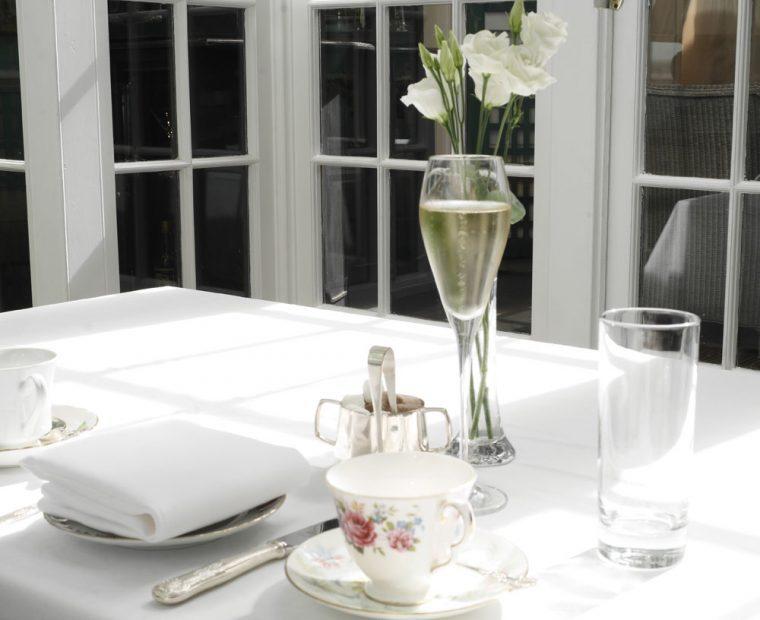 Afternoon Tea Duke St James Table