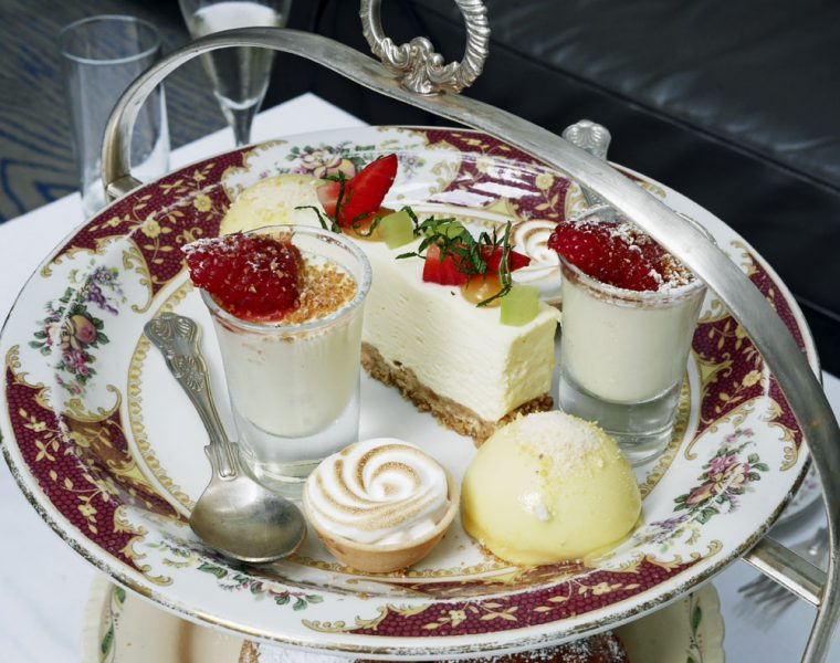 Afternoon Tea Dukes St James Cakes