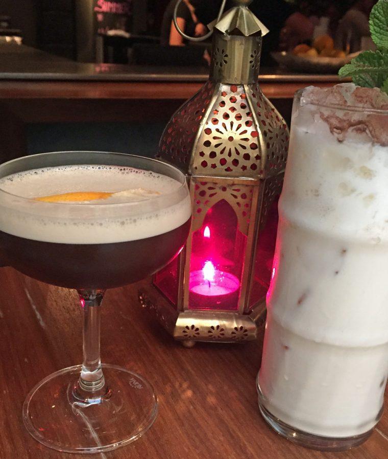 Anise Summer Menu Cocktails