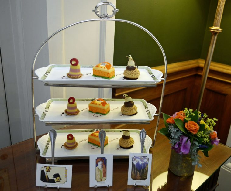 Art Tea Pastries Merrion Hotel