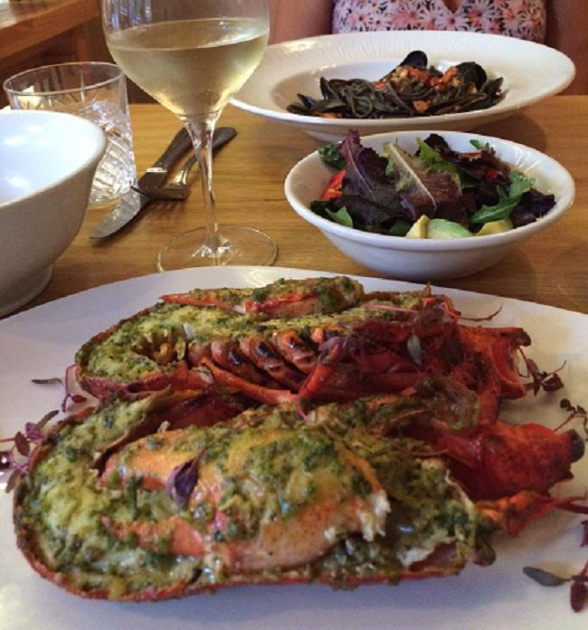 Artisan lobster