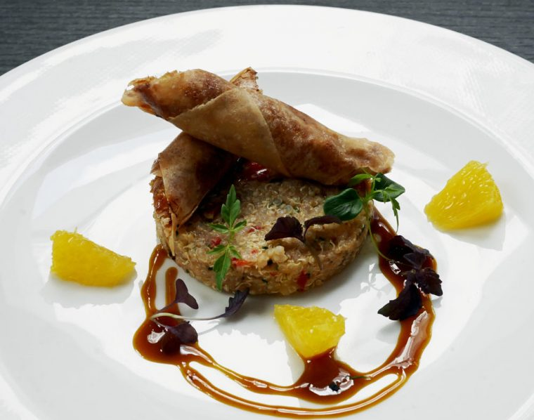 Chicken and Duck Pastille - The Savannah