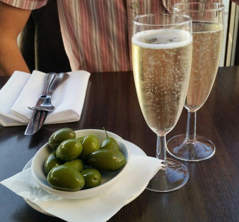 Donna Margherita - olives