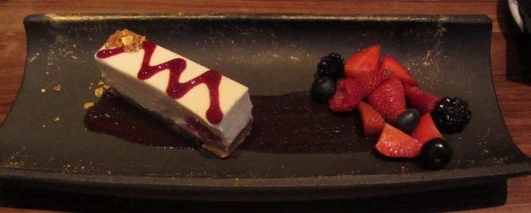 Dstrckt - cheesecake