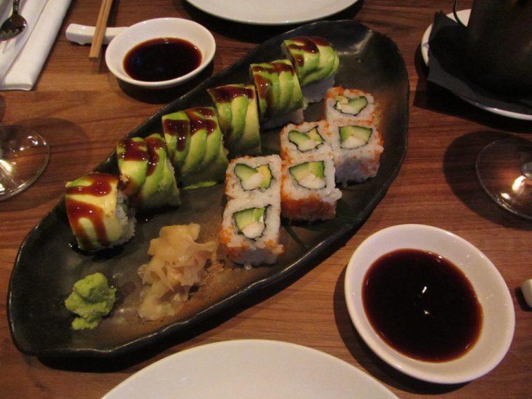 Dstrckt - sushi