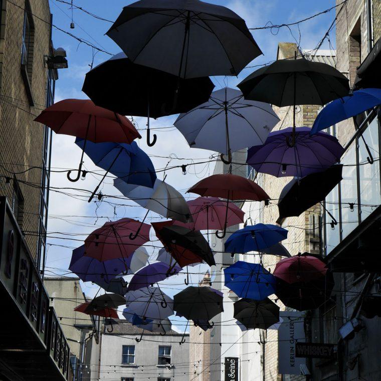 Dublin - Umbrellas Insta
