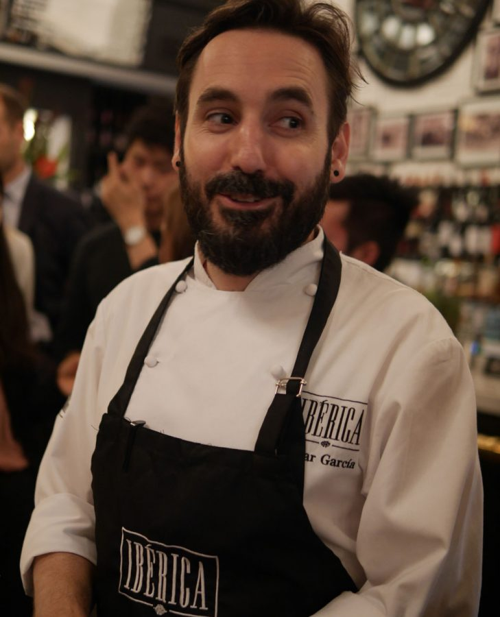 Iberica - chef