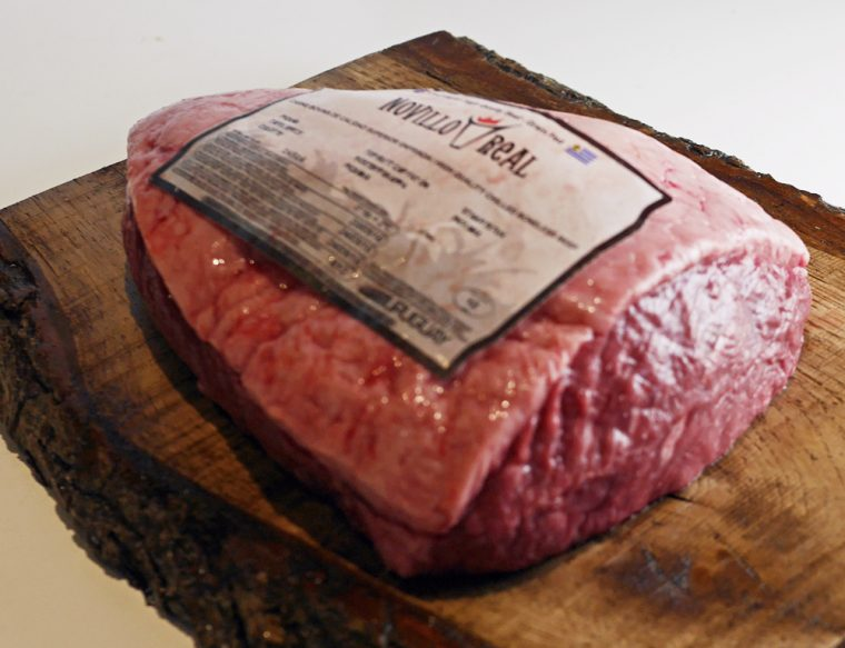 Picanha uncooked