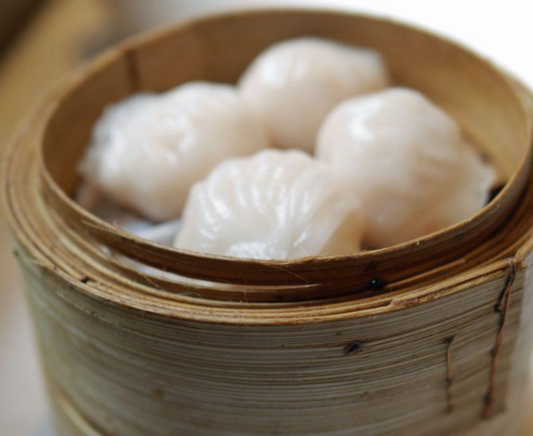 Prawn dumplings - royal china