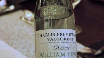 #PureChablis – not Chardonnay.