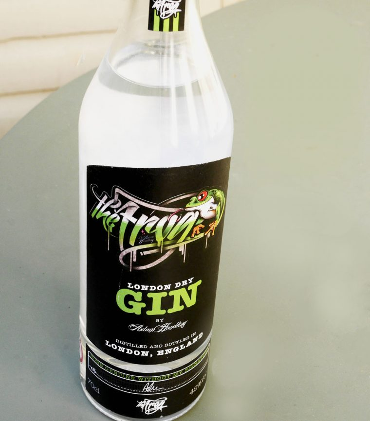 The Frog Gin