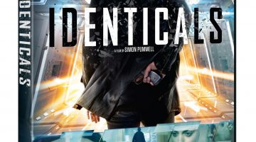 #Giveaway Identicals DVD #Win