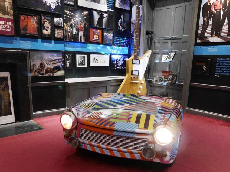 U2 Memorabilia Dublin Little Museum