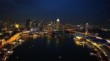 Splendid Singapore – First Impressions