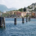Arriving in Torbole - Lake Garda