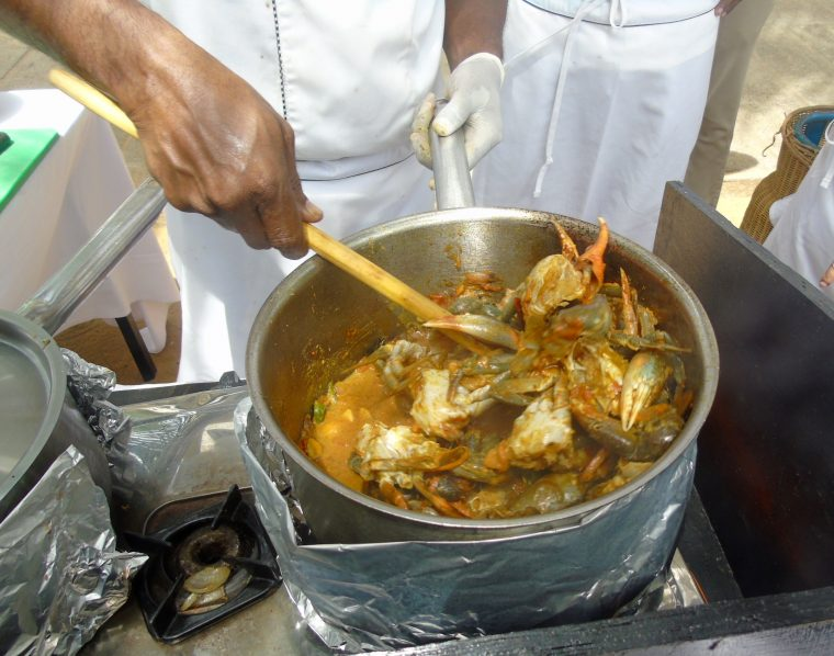 Negombo Crab Curry