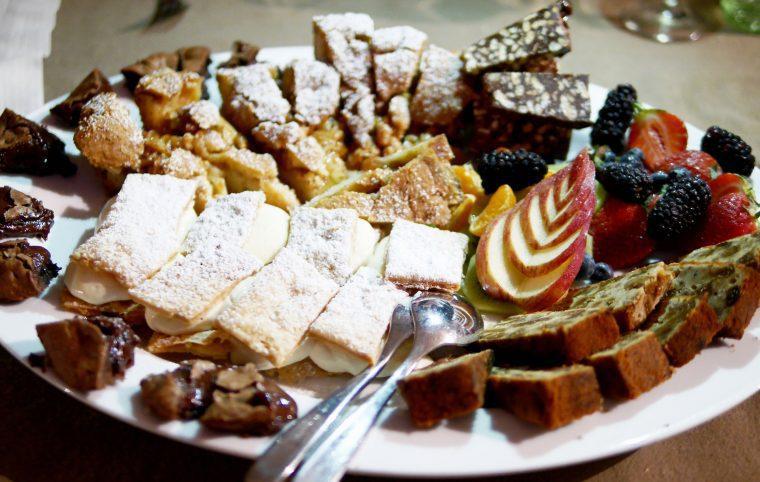Forte Arco Garda Trentino Dessert