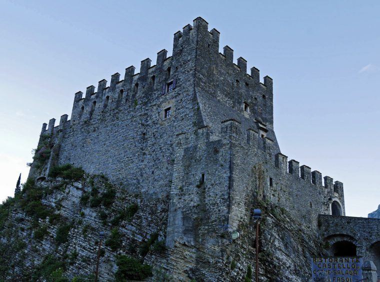 Garda Trentino Castle