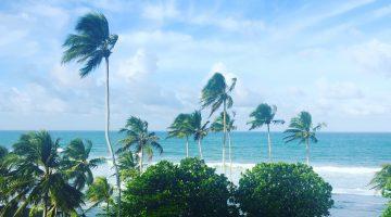 City bustle and beach life in Sri Lanka