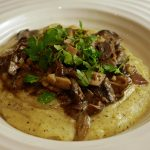 Truffled Mushroom Polenta – a Taste of Tuscany