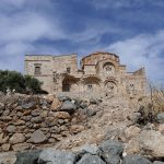 agia-sophia in Monemvasia