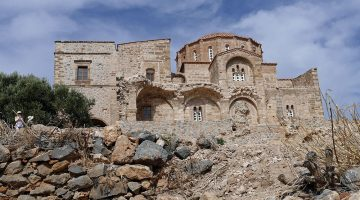 Monemvasia and More – Seabourn #ExtraordinaryWorlds