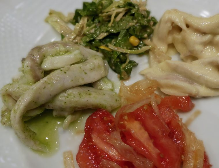 istanbul-seabass-and-salads