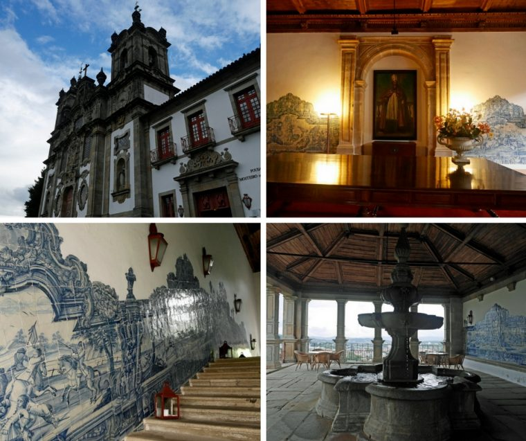 Guimaraes braga and the north of portugal the for Small luxury hotel group