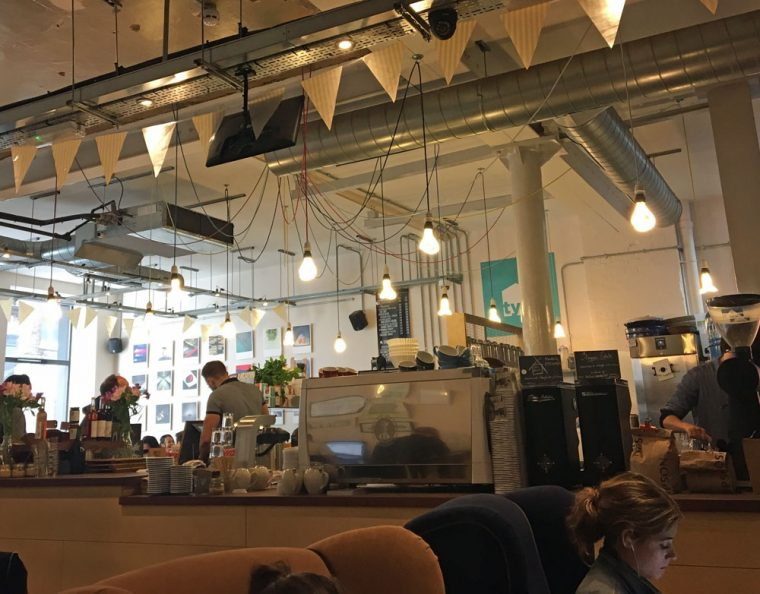 International Coffee Day At Ty Soho Coffee With Thermos