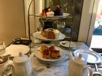 Bubbles and Festive Afternoon Tea at Lanes of London