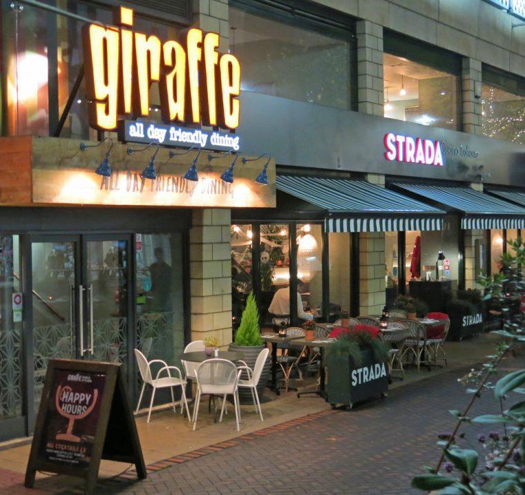 giraffe-exterior