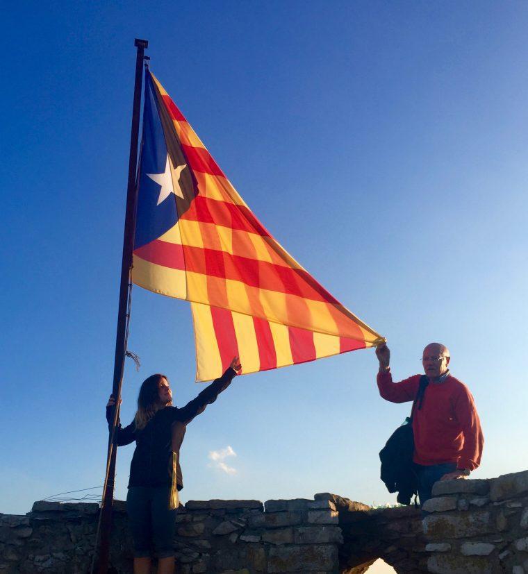 Catalunya - Flag - Catalonia Spain