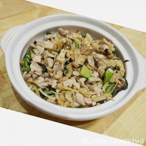 Fujian-Style Fried Rice