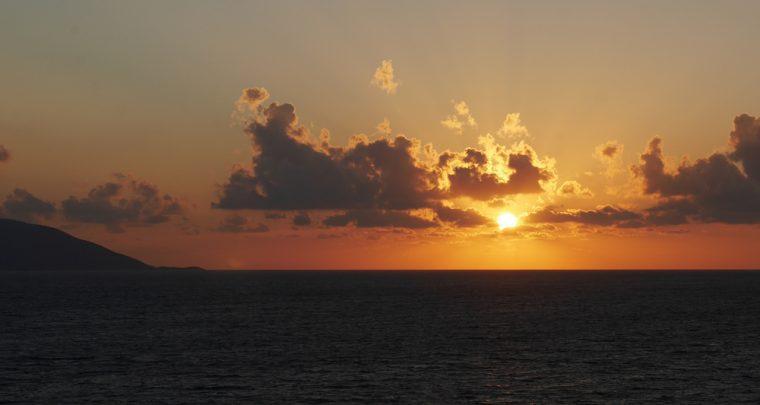 nydri-sunset