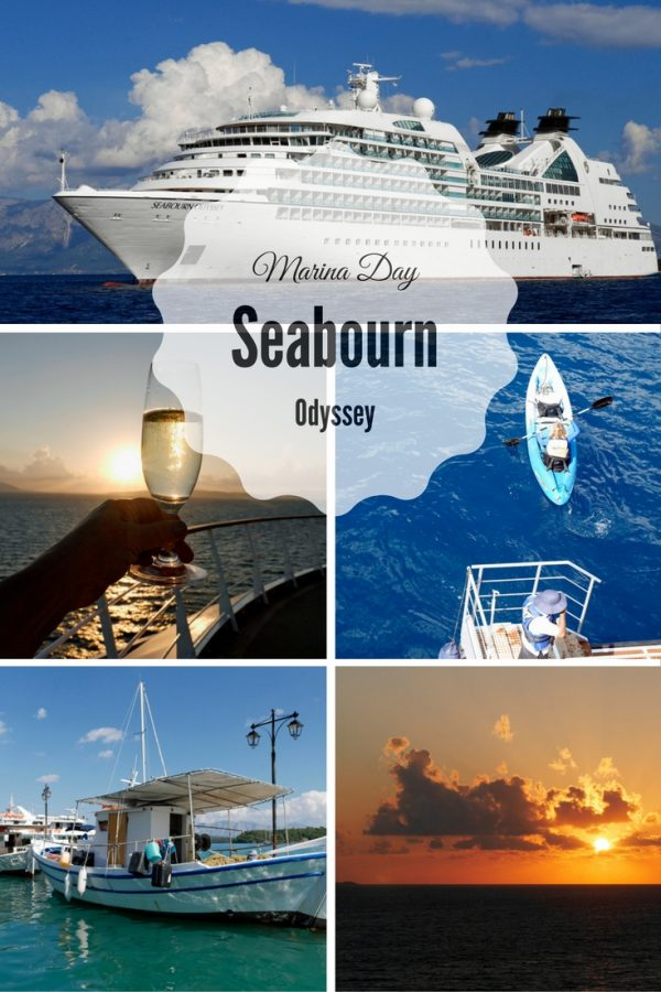 seabourn-odyssey-first -time Cruise
