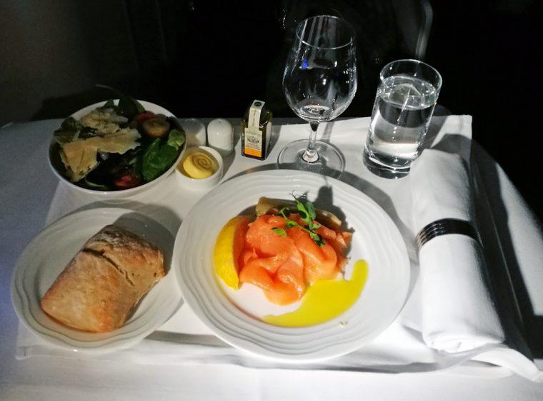 Salmon Starter Emirates