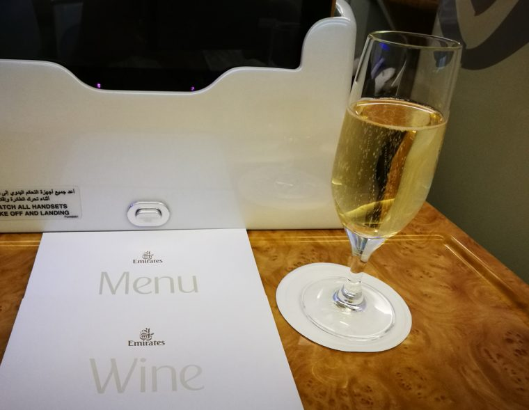 Veuve Cliquot with Emirates