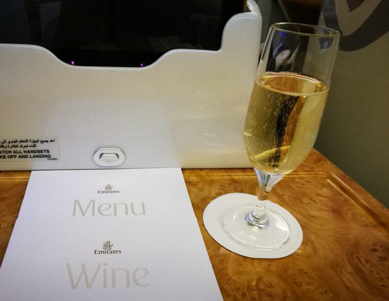 Veuve Cliquot with Emirates