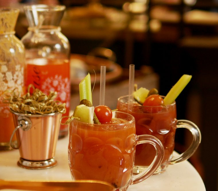 Balcon Bloody Marys