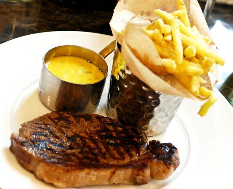 Balcon Steak