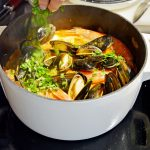 Easy Bouillabaisse at Kitchen Aid Cookery School