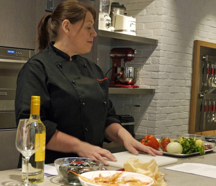 Bouillabaisse Chef
