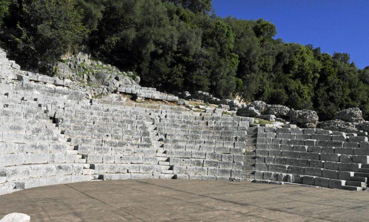 butrint-amphitheatre